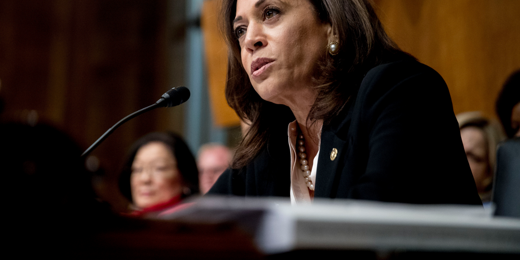 Kamala Harris: If elected, my DOJ would have 'no choice' but to prosecute Trump