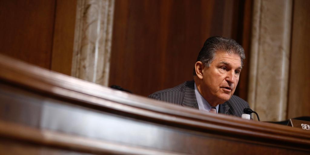 Manchin says 'no' to ending or weakening the filibuster