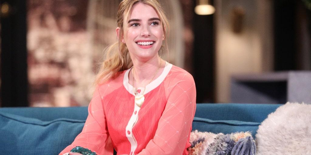Emma Roberts Confirms She S Expecting A Baby Boy With Boyfriend Garrett Hedlund Fox News