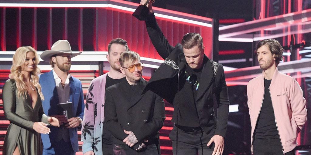 Billboard Music Awards: Social media erupts as Imagine