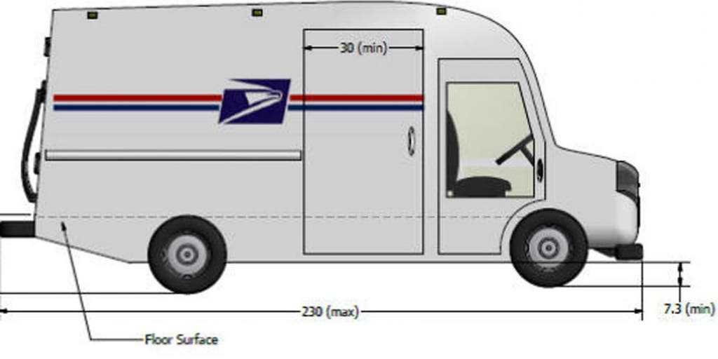 6 3 Billion Delivery New U S Postal Service Truck To Be Picked