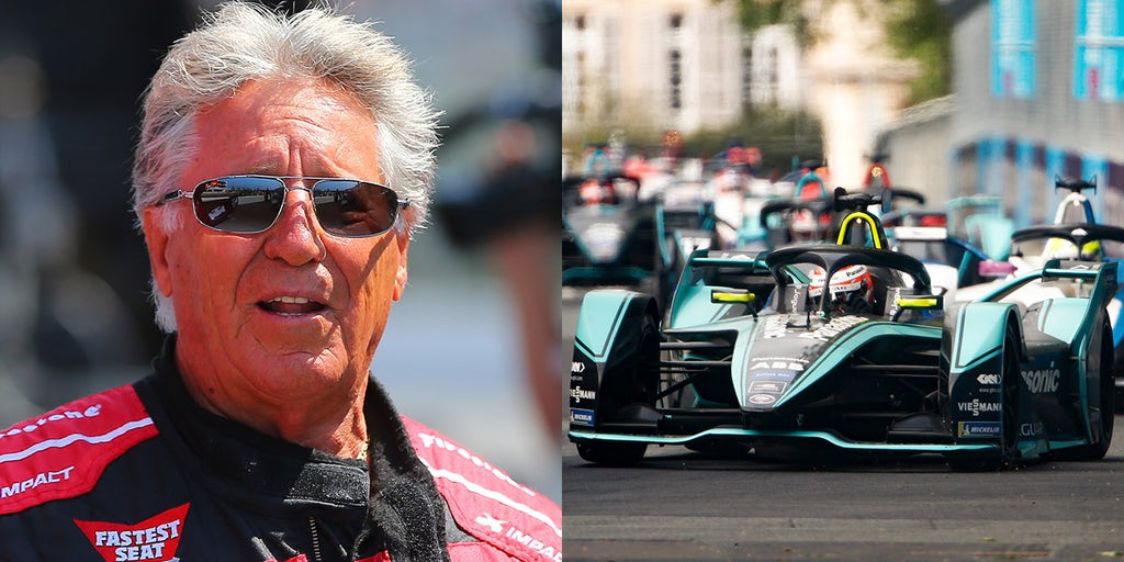 Mario Andretti has a hilarious take on making electric cars