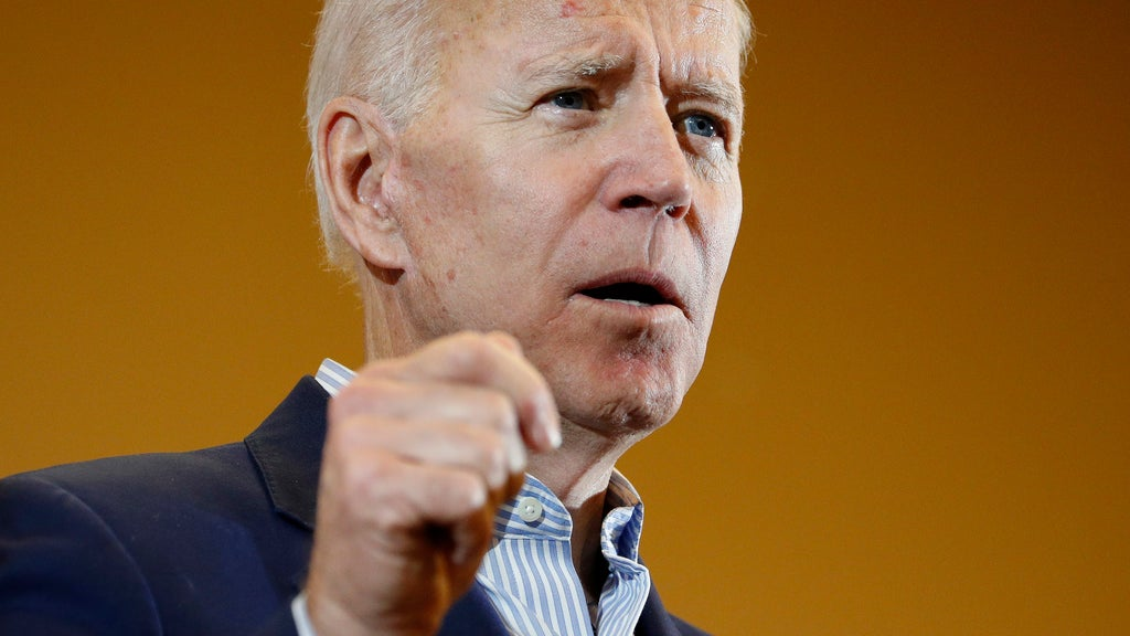BRIT HUME: Biden may be leading in polls, but he's a 'walking time-bomb'