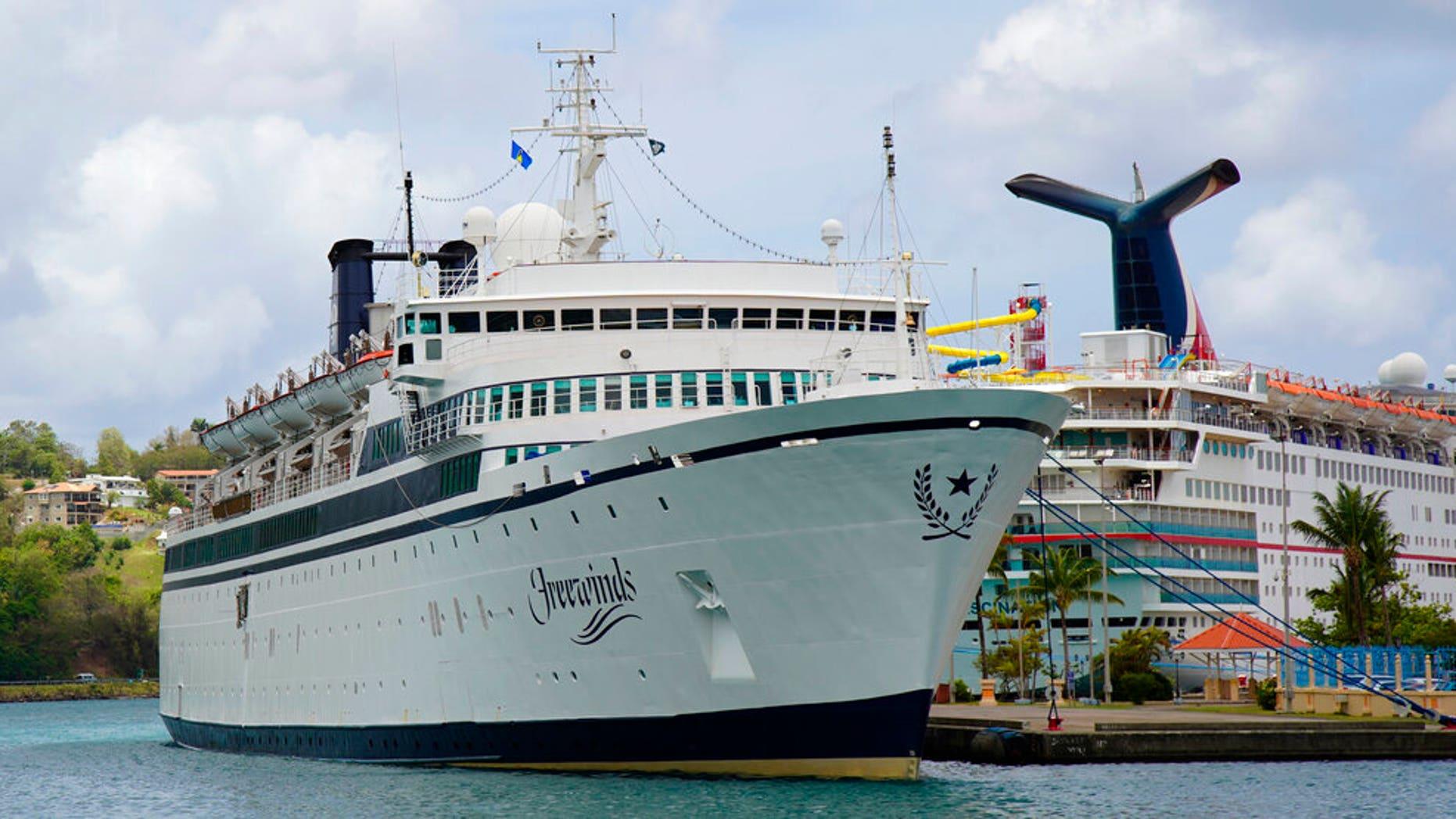 28 Passengers on Scientology cruise ship still under quarantine