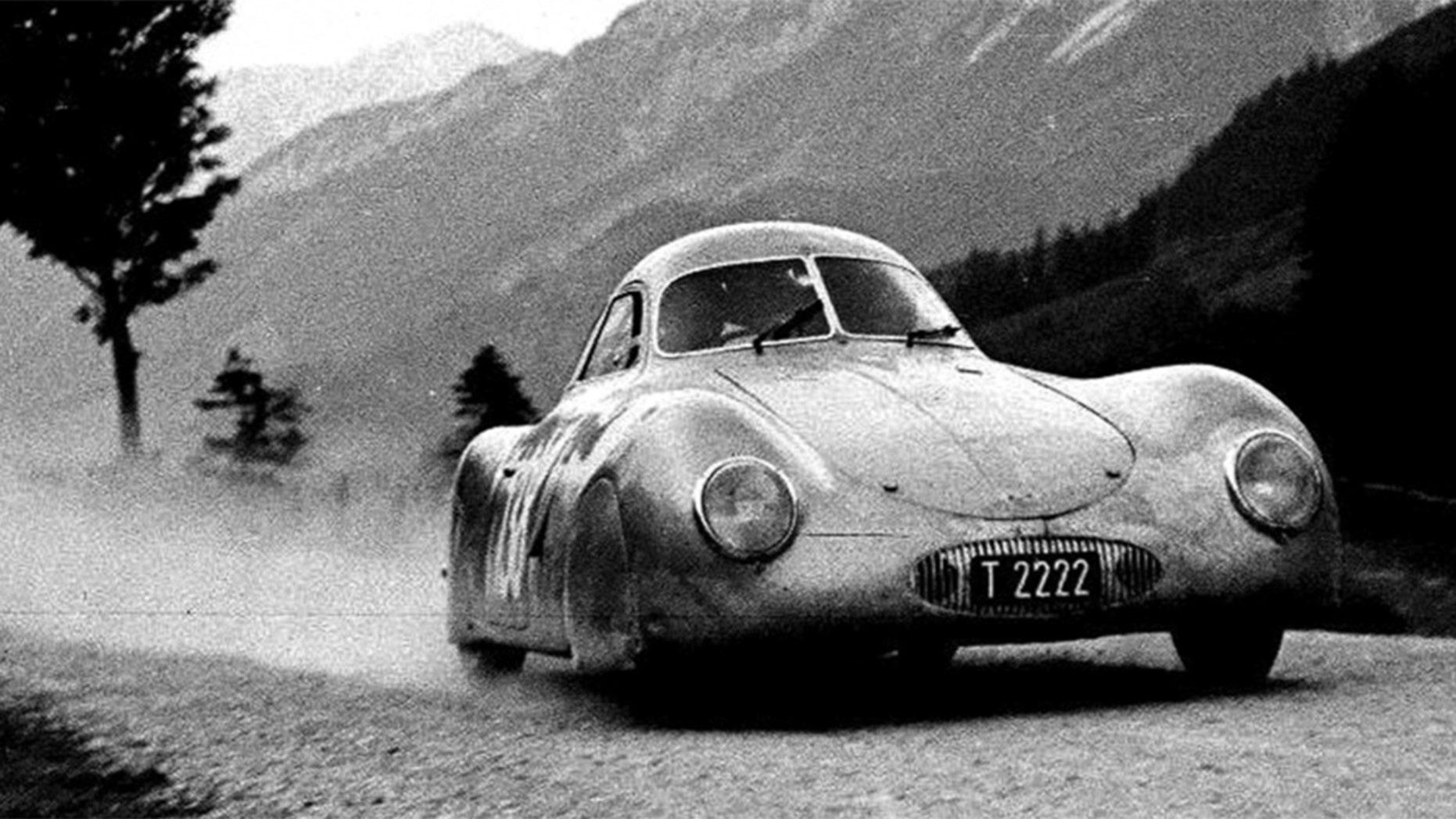 Type 64 Porsche