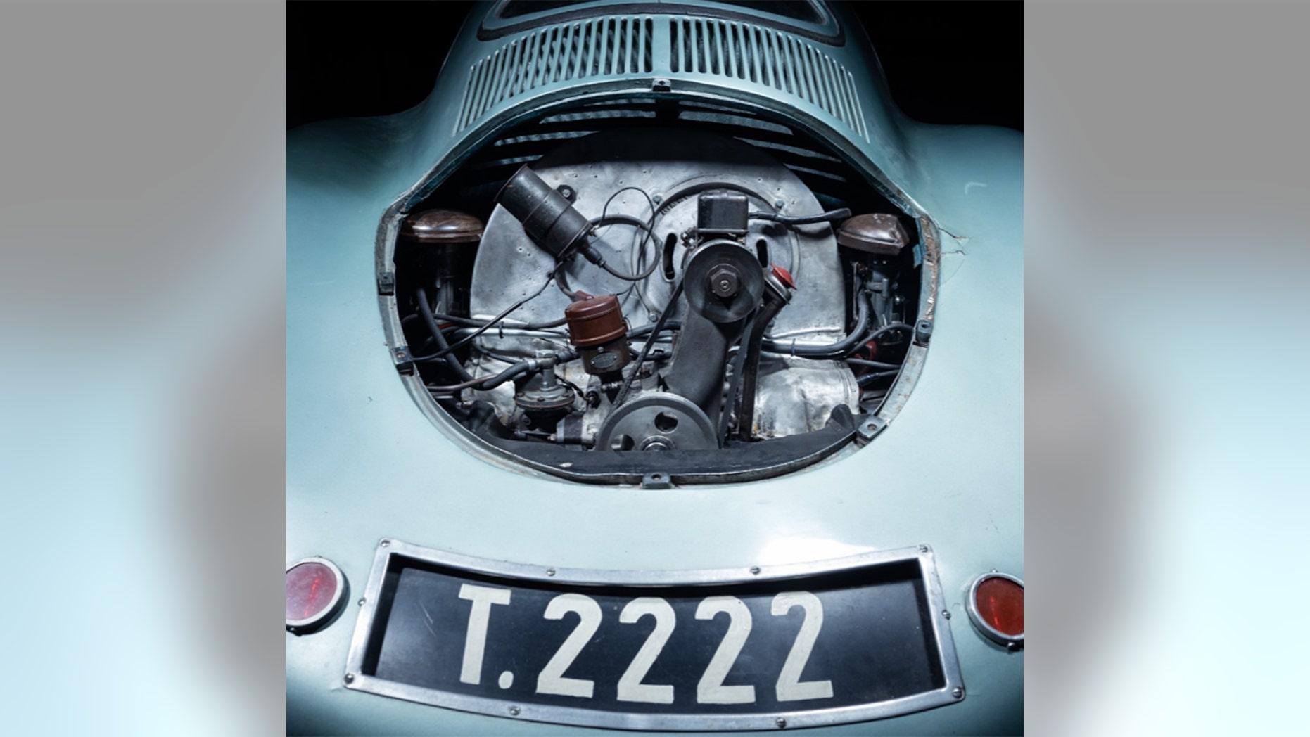 Oldest Porsche Type 64 engine