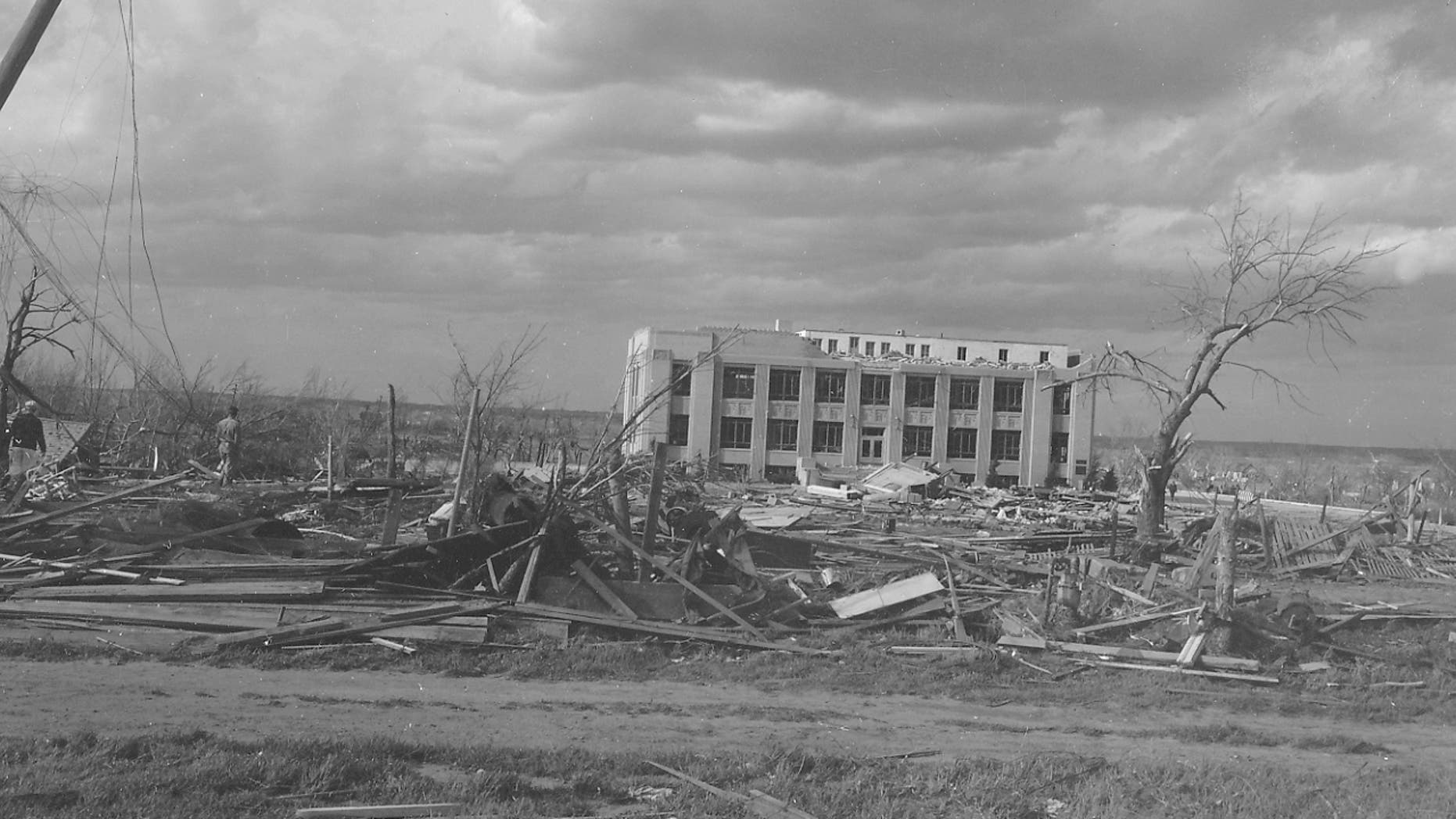 10 tornades américaines les plus meurtrières jamais enregistrées 3