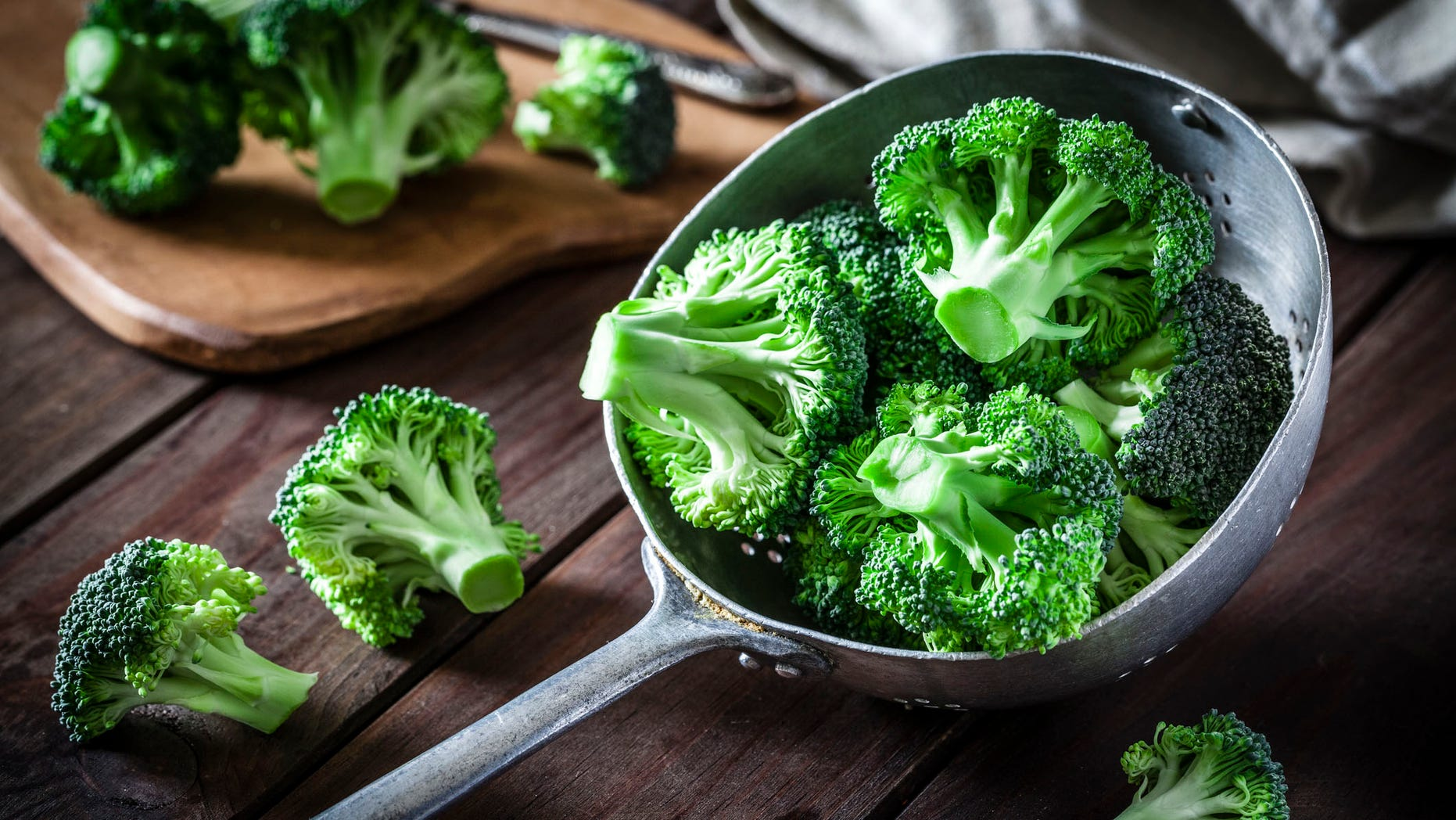 Broccoli may help fight schizophrenia