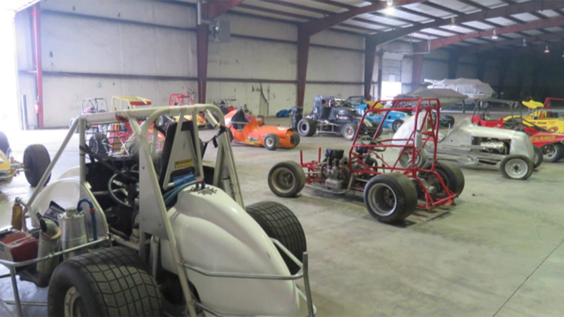 Jeff Begg Car Collection