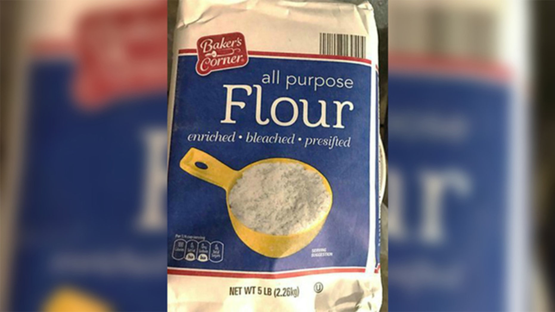 Flour recalled after 17 people in 8 states sickened with E.coli
