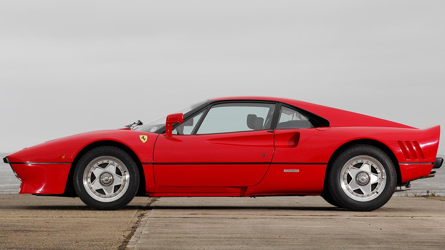 Ferrari Klasik Langka Senilai Rp31,7 Miliar Dicuri Selama Test Drive