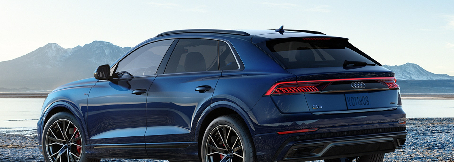 2019 Audi Q8 Test Drive: The SUV That Can Avoid Red Lights