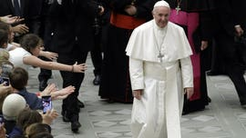 Pope Francis likens abortion to hiring 'hitman', says it's never acceptable