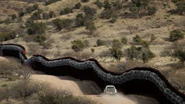 Pentagon cancels 3 border barrier projects over costs