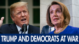 Pelosi-Trump war paralyzes government; 'American Taliban' to be released from prison
