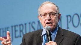 Dershowitz spars with former law student, CNN analyst over impeachment: 'C'mon Alan'