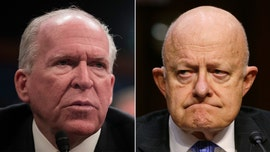 Brennan, Clapper lash out Trump for declassifying 2016 election intel