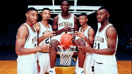 Fab Five could reunite thanks to Michigan's hiring of Juwan Howard, Jalen Rose says