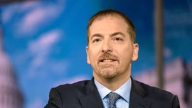 MSNBC's Chuck Todd rips Trump: 'He doesn't even know the definition of treason'