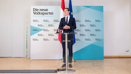 The Latest: Austria's Kurz wants to fire interior minister