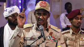 Sudanese general's path to power ran through Darfur