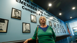 Virginia town remembers the high price paid on D-Day