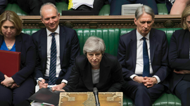 Theresa May hunkers down as premiership enters its end stage