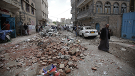 Thousands of Americans remain stranded in Yemen amid growing humanitarian crisis