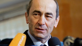 Armenian ex-president's case sent to higher court