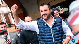 Italy's Salvini angered as 47 migrants land despite his ban
