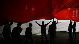 Police say 7 died in Indonesia election rioting