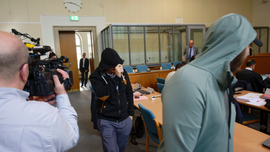 "German court fines 7 men who claimed to be ""Sharia police"""