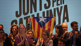 Future uncertain for Catalan separatists elected in Europe