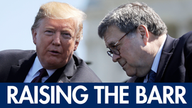 Trump gives Barr green light to declassify 2016 campaign surveillance documents; Travel ban over abortion law