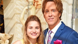 Anna Nicole Smith's daughter Dannielynn says acting is 'really cool' in interview alongside dad Larry Birkhead