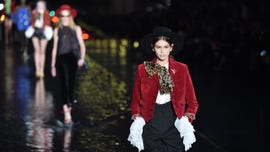 Gucci, Balenciaga, Saint Laurent, Alexander McQueen ban models under 18
