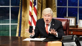 Trump's White House is 'having a good time' on 'SNL' season finale