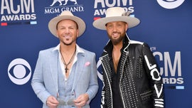 LoCash says the military makes them proud Americans: Troops 'fight for us every day' so we can have 'freedom'