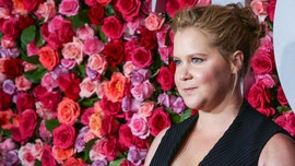Amy Schumer back on stage at comedy club two weeks after giving birth