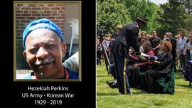 Hundreds of strangers attend Korean War vet's funeral on Memorial Day weekend: 'The right thing to do'