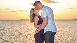 JJ Watt announces engagement to longtime girlfriend and soccer star Kealia Ohai