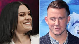 Channing Tatum leaves flirty comment on Jessie J's Instagram post