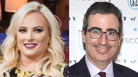 John Oliver rips Meghan McCain: 'I bet her husband is gonna get so mad at me'