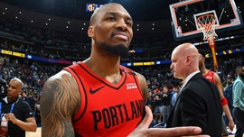 Trail Blazers' Damian Lillard, Clippers' Paul George take budding rivalry to social media