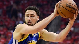 Warriors say Klay Thompson won't play this season