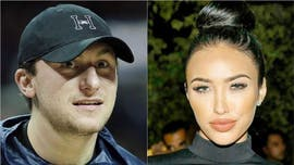 Bre Tiesi backs off spousal support request from Johnny Manziel, claims mistake made on paperwork