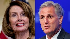 House Minority Leader McCarthy pokes fun at Pelosi with series of gifs from 'Game of Thrones'