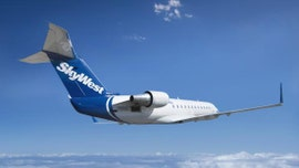 Cracked windshield on SkyWest flight forces plane to divert to Tulsa