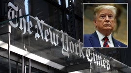 New York Times defends White House correspondent Trump called 'a third rate reporter'