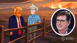 Stephen Colbert's Showtime animated series depicts Reagan in Hell